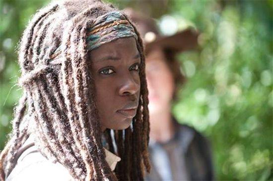 The Walking Dead Claimed Michonne