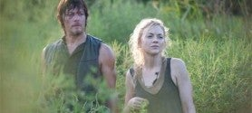 The Walking Dead Inmates Beth & Daryl