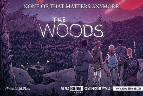 lost in the woods book review