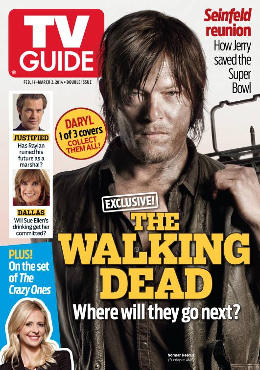 TV Guide's Daryl Cover