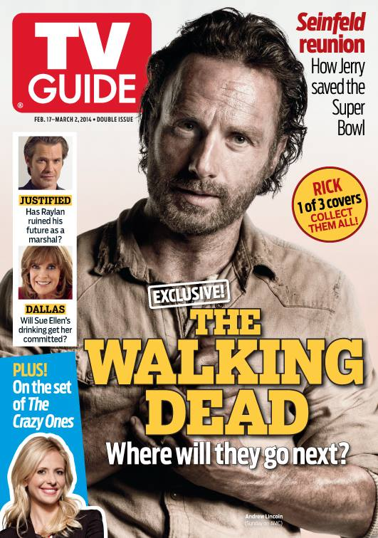 TV Guide's Rick Cover
