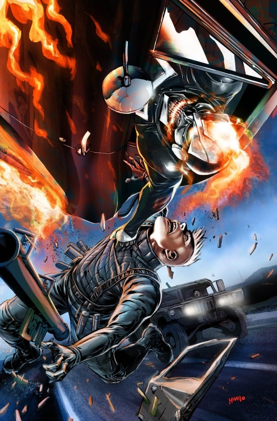 All-New Ghost Rider #2
