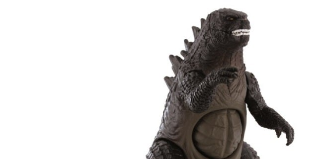 Bandai Godzilla 2014 Movie Fighting Figures - Tail Strike