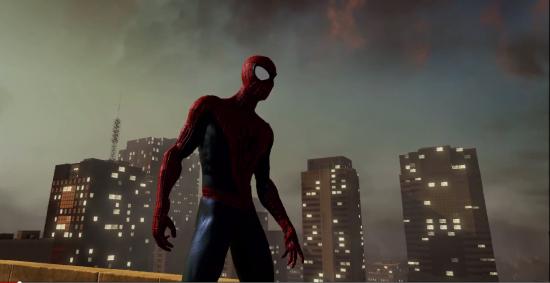 Amazing Spider-Man 2 Video Game Gameplay Demonstration