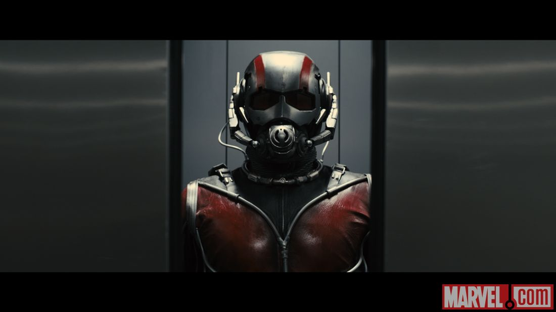Ant-Man Concept Art Released, With Best-Yet Look at the ...