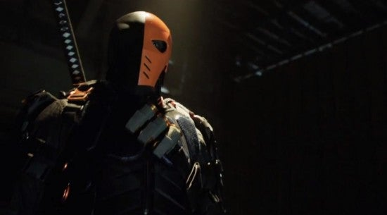 & Arrow: Deathstroke Extended Preview Released Online