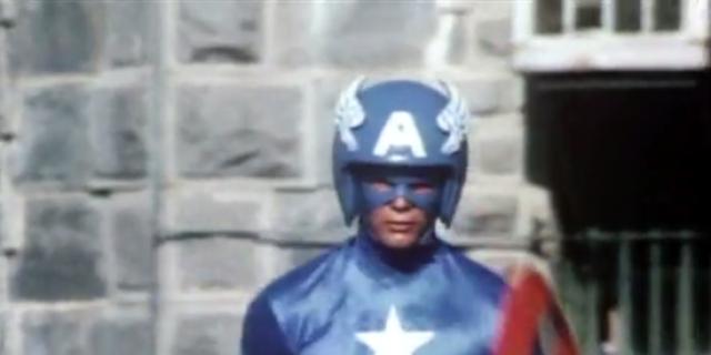 captain america conan