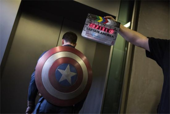 Captain America The Winter Soldier Easter Eggs