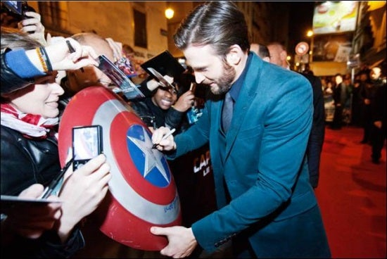 Captain America: The Winter Soldier (2014) - MovieMeter.nl