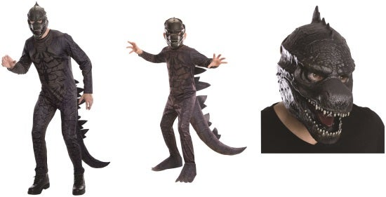 Godzilla Movie Costumes And Merchandise: A Closer Look