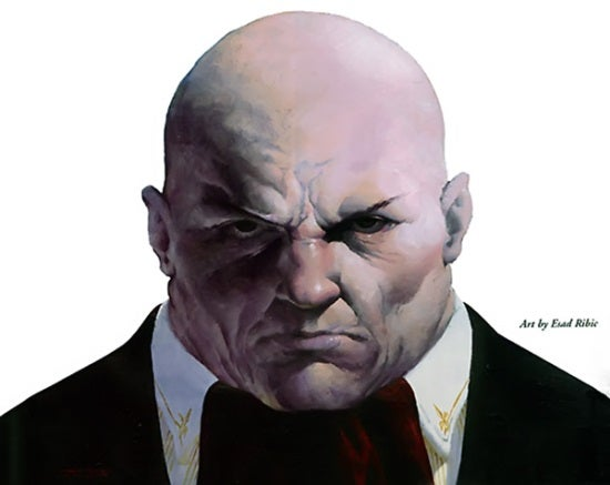 The kingpin will be a part of the amazing spider man 2 video game