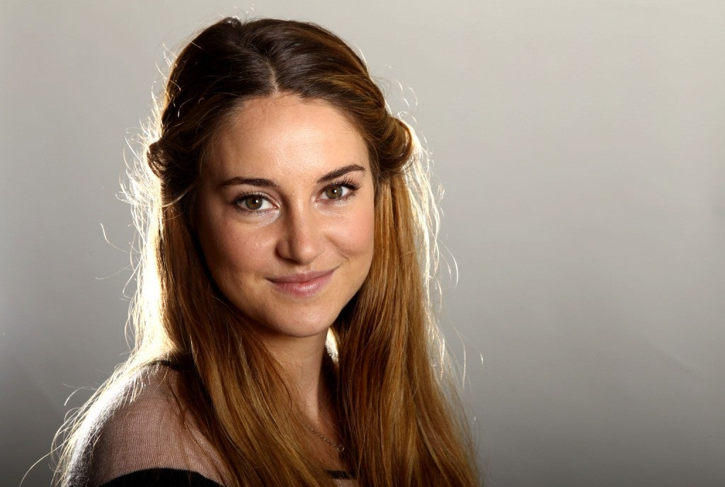 The Fault in Our Stars' Shailene Woodley Responds to Losing Amazing Spider-Man 2 Job