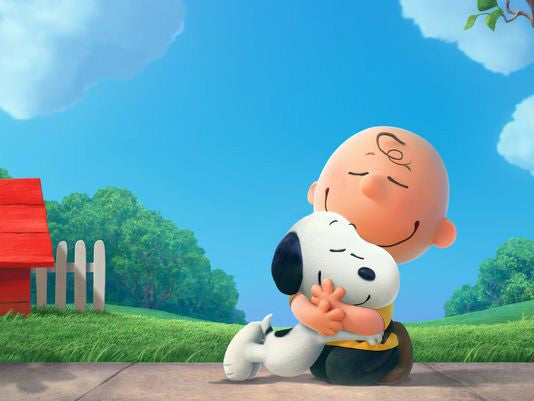 Peanuts: Your First Look at Charlie Brown and Snoopy From Next Year's CG-Animated Movie