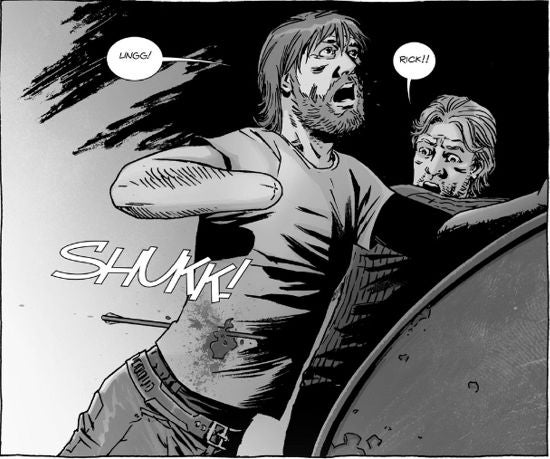 TWD issue 126 this Wednesday! The Negan Finale! — Telltale ...