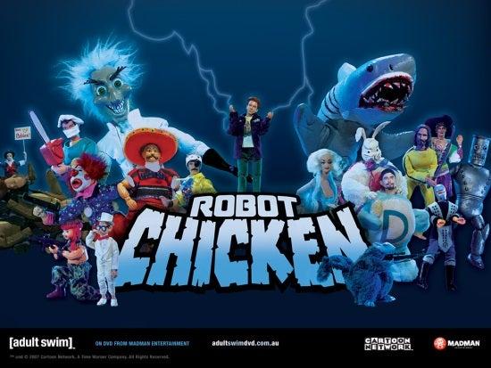 george r r martin to voice himself in robot chicken parody of game