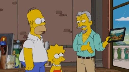 The Simpsons Season 25 Episode 15 The War Of Art