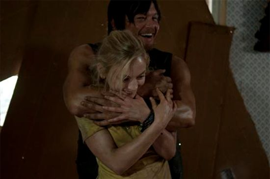 melissa mcbride and norman reedus dating emily kinney