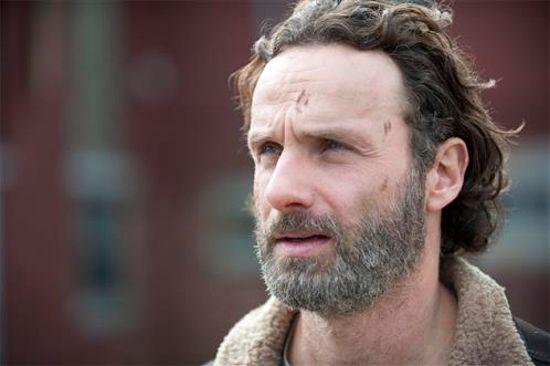 The Walking Dead: Robert Kirkman Says Rick Grimes Will ... Walking Dead Season 4 Rick