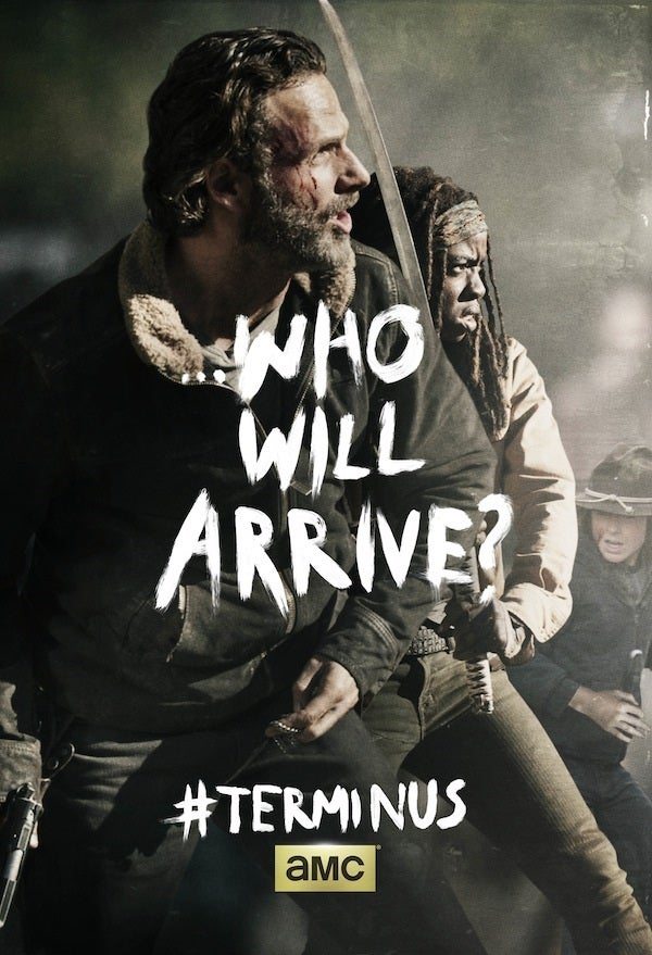 The Walking Dead: Imagen de adelanto de la quinta temporada
