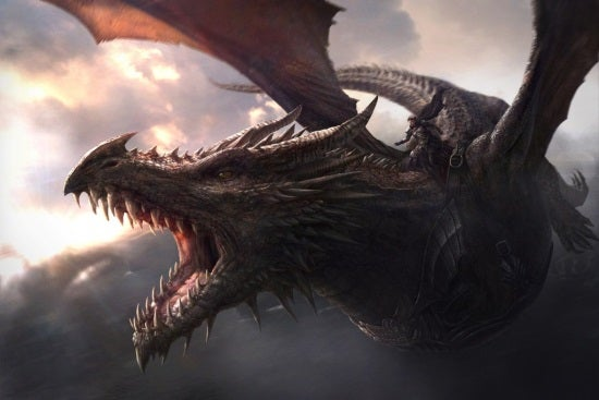 Game Of Thrones Full-Sized Dragon Revealed