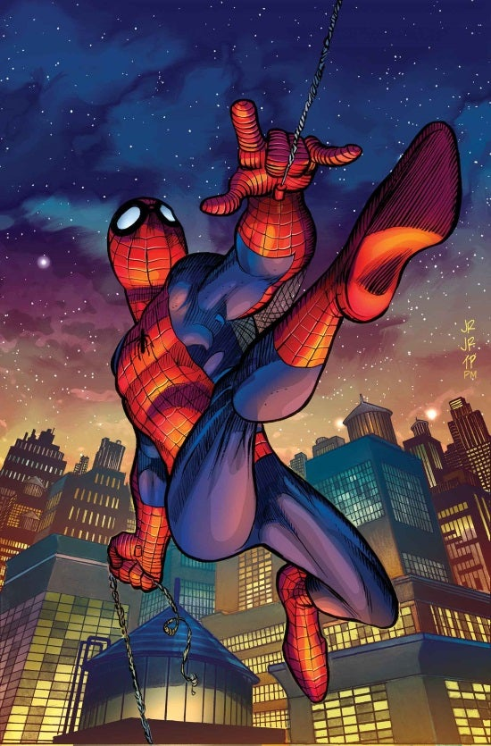 Amazing Spider-Man #1.1 Preview: Learn To Crawl