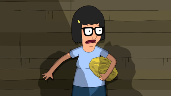 Bob's Burgers Season 4 Episode 18: Ambergris