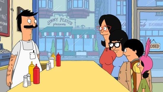 Bob's Burgers Season 4 Episode 19: The Kids Run Away