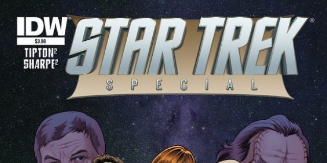 Star Trek Special Flesh and Stone