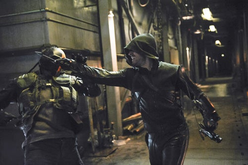 Arrow City Of Blood Preview Images Released