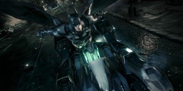 batman arkham knight eject