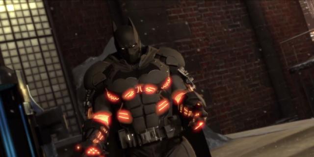 batman arkham origins cold cold heart gameplay