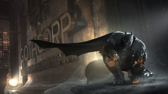 New Image From Batman Arkham Origins Cold Heart DLC