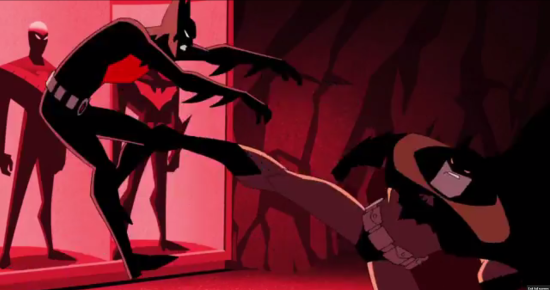 Darwyn Cooke's Batman Beyond Short