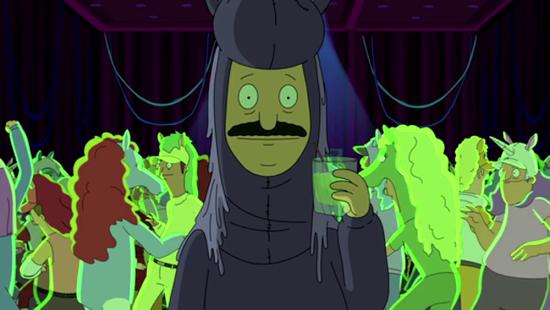 Bob's Burgers Season 4 Episode 17: The Equestranauts