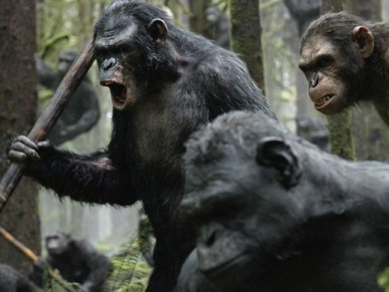 Dawn Of The Planet Of The Apes: New Images Released