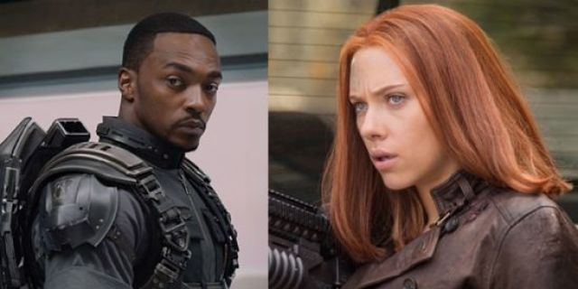 black widow falcon dating Iron man, thor, captain america, spider-man, star-lord and black widow will be part of the fun 8 months ago load more marvel insider reward your marvel fandom.