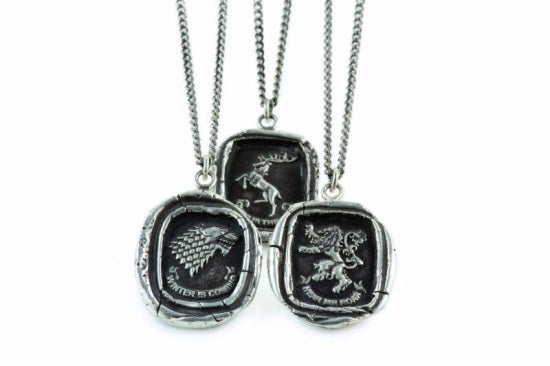 Game of Thrones Talismans