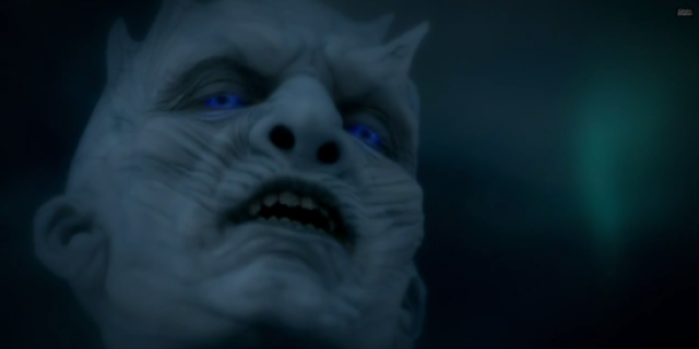 game of thrones oathkeeper white walker