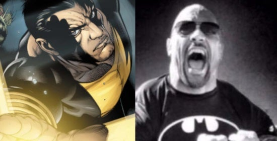 Black Adam - The Rock