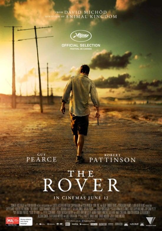 The Rover Full Trailer Released Online