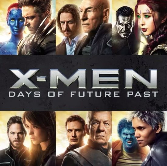 X-Men Days Of Future Past Trailer Final