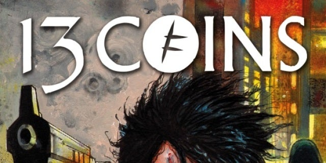 13 Coins #1 - cover A