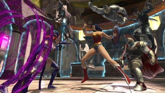 DC Universe Online - Amazon Fury Part I