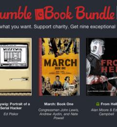 Humbl eBook Bundle IV