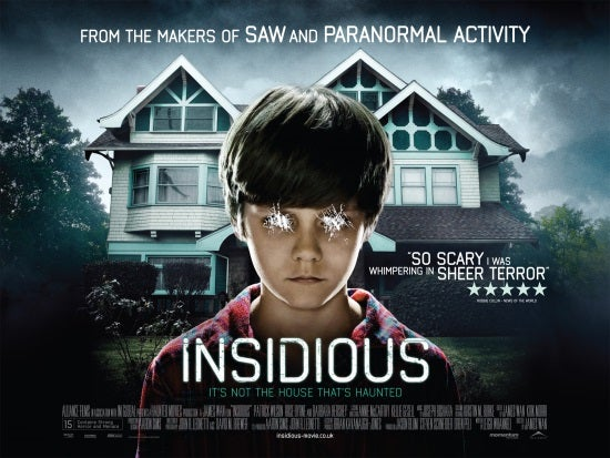 Insidious: Chapter 3 To Be Directed By Leigh Whannell