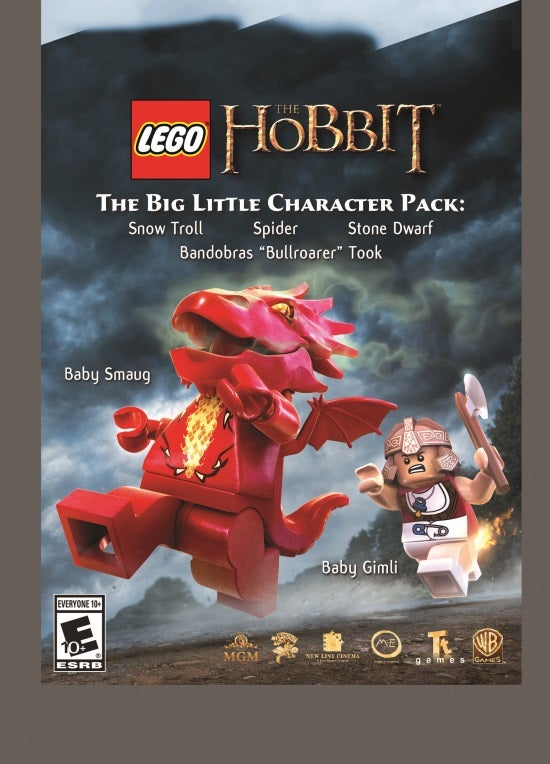 Lego The Hobbit Gets Three New DLC Packs