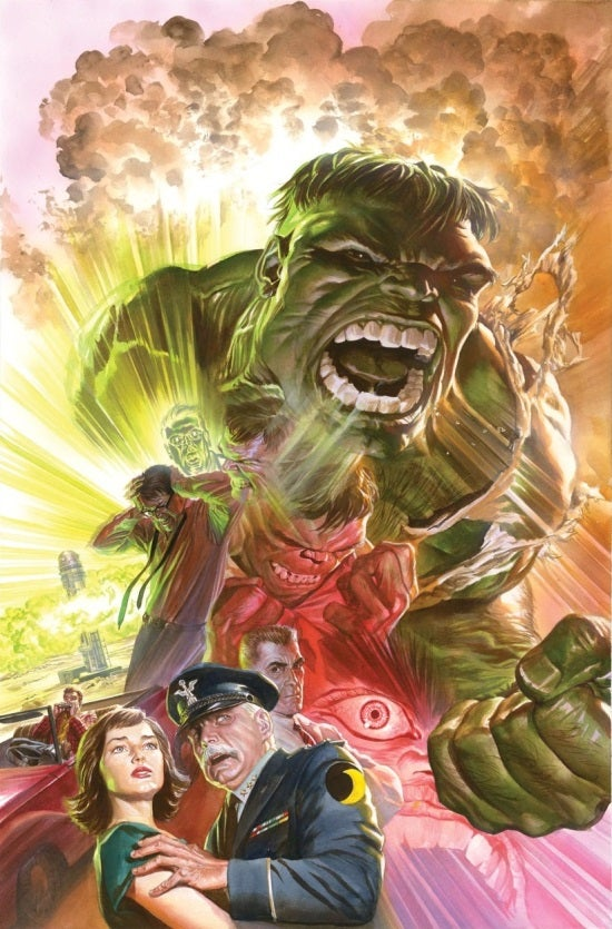 Marvel Comics Launches Savage Hulk With Alan Davis This June