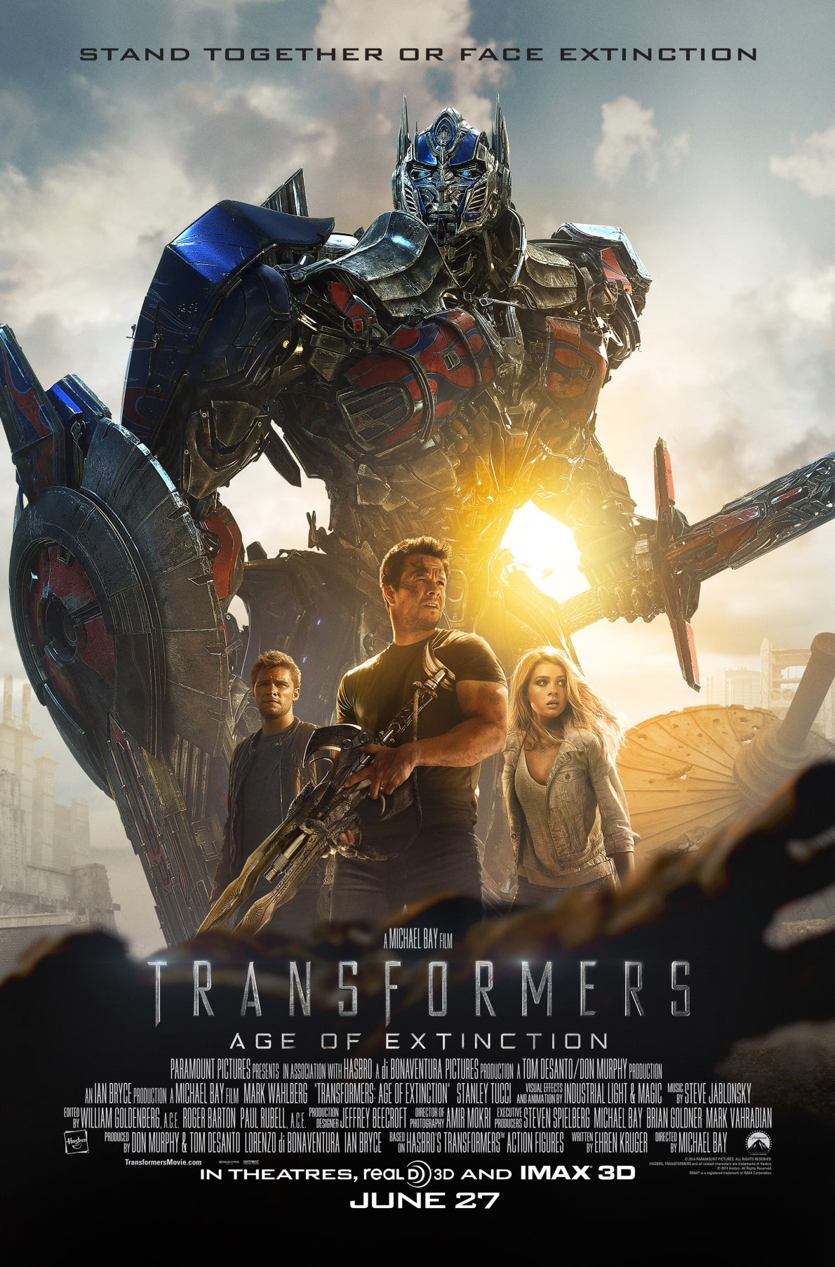 Transformers Age of Extinction – Transformers Vârsta de dispariție (2014)