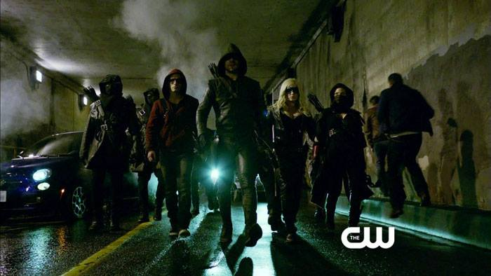 Arrow Season Three Villain Details A Cold Detached Enemy