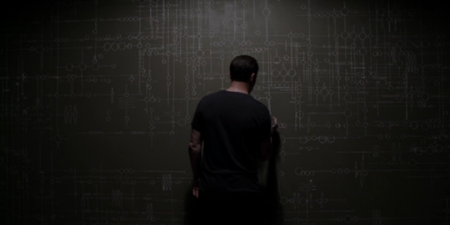 agents of shiled what is coulson drawing